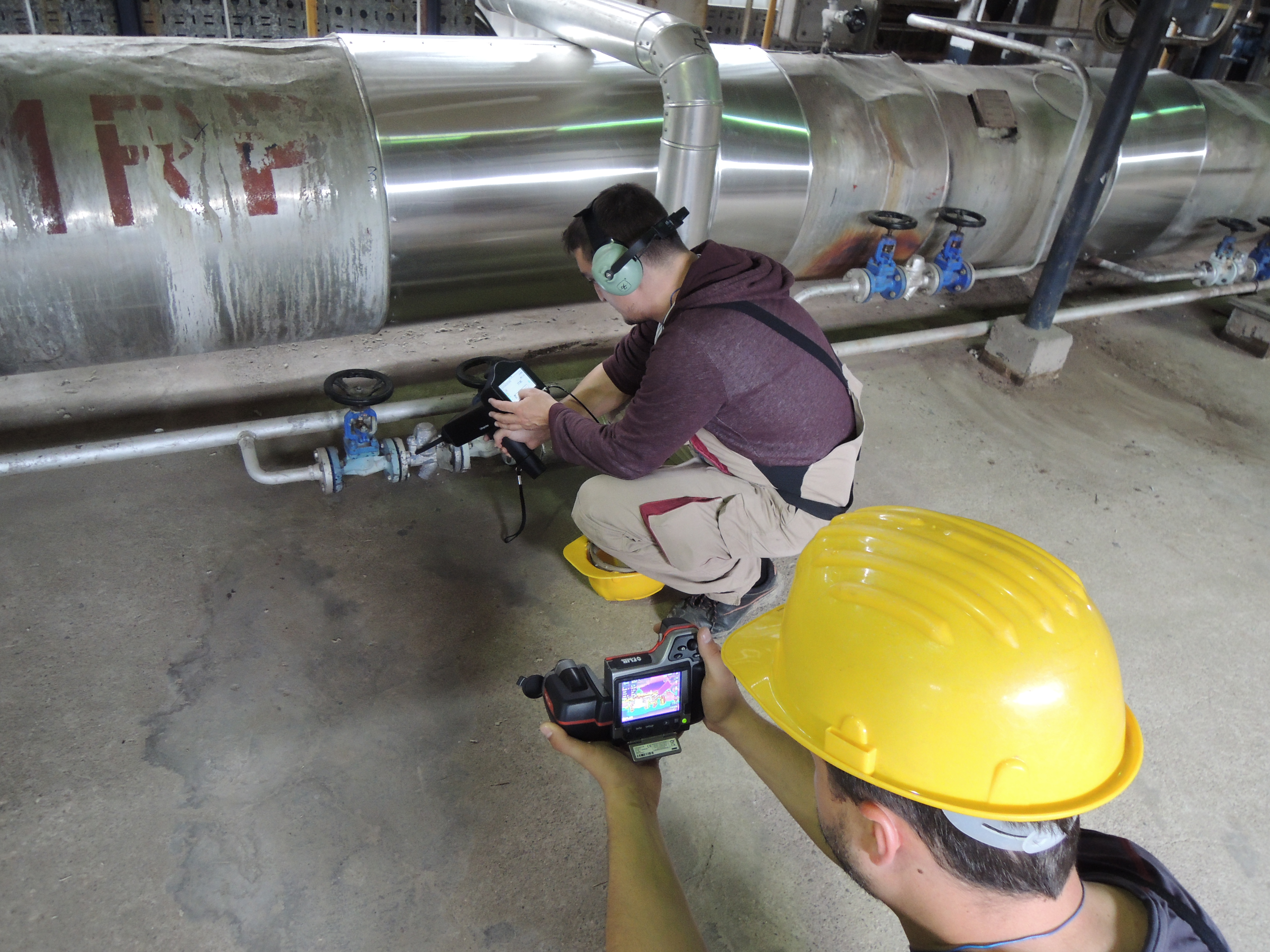 Ispitivanje odvajača kondenzata