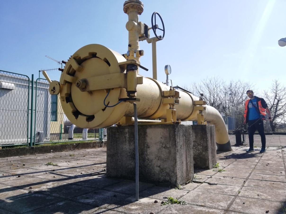 Ispitivanje plinovoda