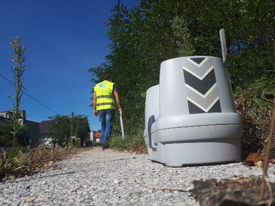 Lociranje podzemnih instalacija