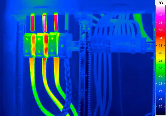 Termografsko ispitivanje elektroormara
