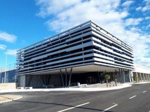 Zgrada poslovne avijacije Zračna luka Dubrovnik