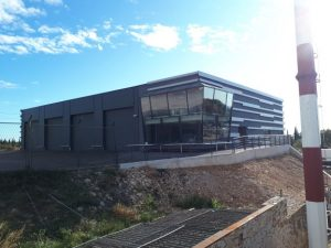 Zgrada vatrogasaca Zračna luka Dubrovnik